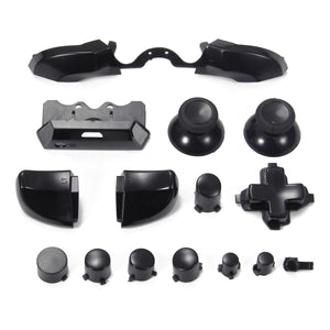 Full Button Set Dpad Joysticks RT/LT LB/RB ABXY/Guide Thumbsticks Cap for Xbox One Elite Controller