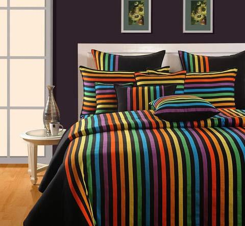 ELECTIC NEON DUVET COVER - Flickdeal.co.nz