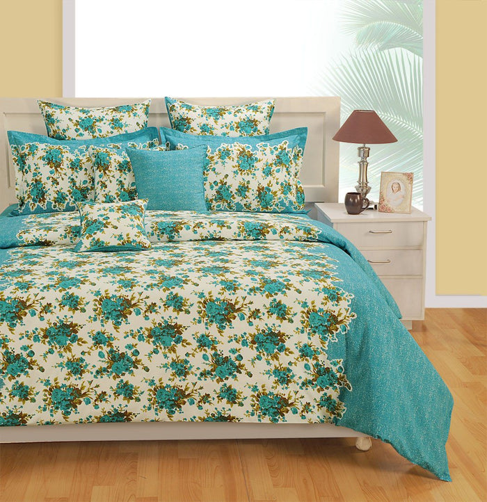 Canopus Floral Duvet Cover Bedding Set