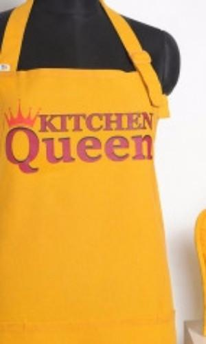 KITCHEN QUEEN APRON - Flickdeal.co.nz