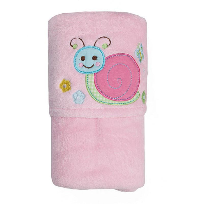 Baby Hooded towels - Coral Fleece Baby Bathrobe - 2 Colours
