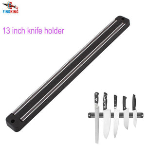 Magnetic Knife Holder Wall Mount metal Knife - Flickdeal.co.nz