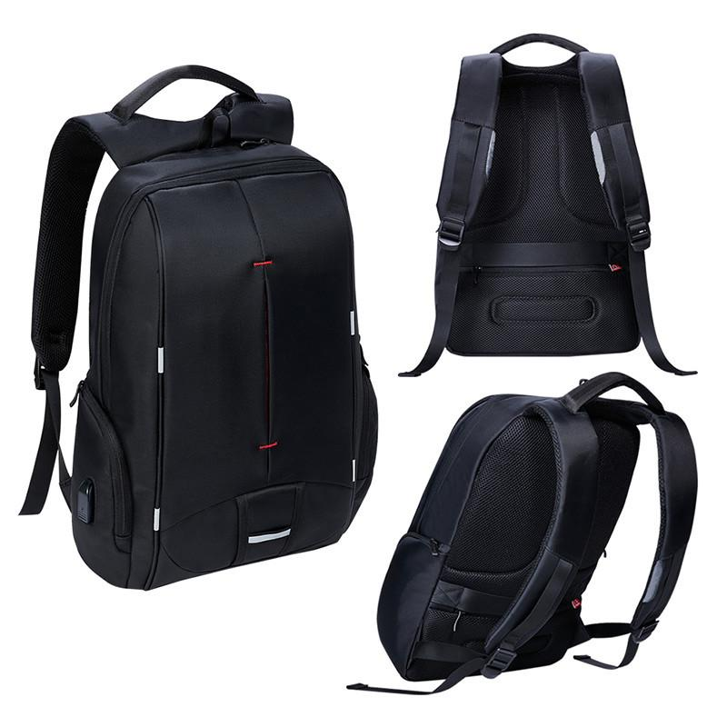 Waterproof  Men Women Backpack  Laptop Backpack 11 to 15.6 inch - Flickdeal.co.nz