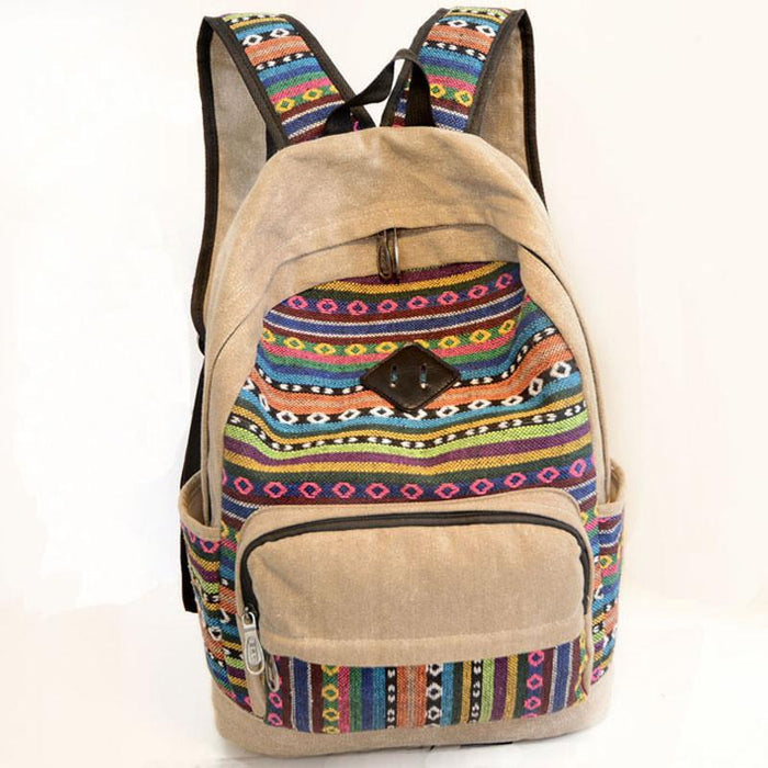 School Backpacks Canvas Women Backpacks School Bags