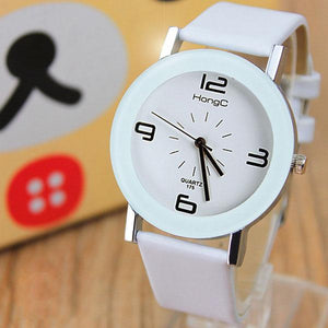 Fashion Quartz Watch for Women- Ladies Girls Wrist Watch k8547 - Flickdeal.co.nz