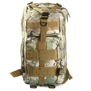 Hiking Trekking Backpack - Camouflage Military Bag - Outdoor Backpack for Trekking and Hiking - Flickdeal.co.nz