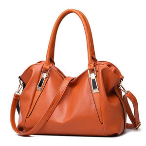 Designer Women Handbag PU Leather Shoulder bags for Ladies  - 6 Colours - Flickdeal.co.nz