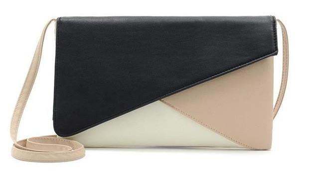Fashion envelope clutch bag simple style women bag Europe style - 4 Designs