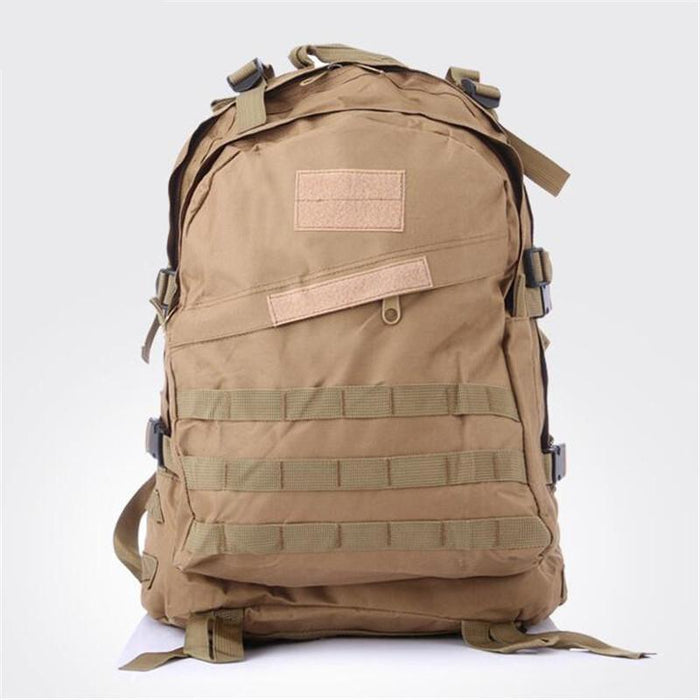 High Quality Military Army Style Men's 3D Backpacks Camouflage Bag