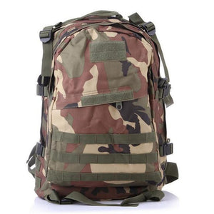High Quality Military Army Style Men's 3D Backpacks Camouflage Bag - Flickdeal.co.nz