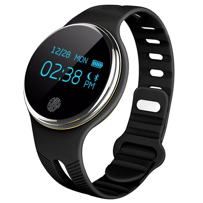 Waterproof Sport Bluetooth 4.0 Smart Wrist Band Bracelet Fitness Tracker With Message Call Reminder