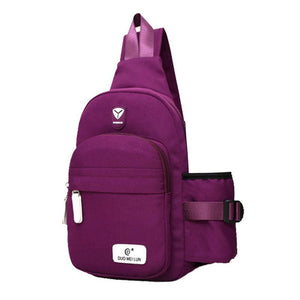 Women Cross body Chest Bags Women's Travel Shoulder Bags Women's Handbags - Flickdeal.co.nz
