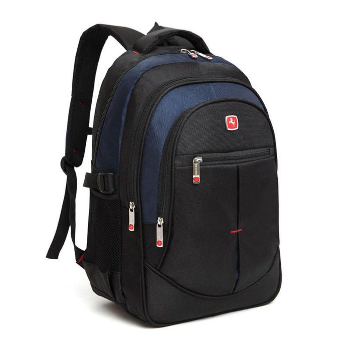 Unisex 15.6 Inch Laptop Backpacks Large Capacity Nylon Men's Women's Backpacks School college Bags