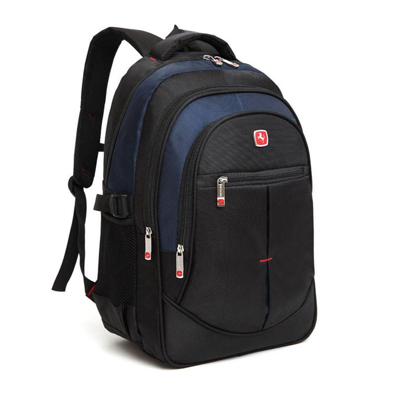 748f727a6a Unisex 15.6 Inch Laptop Backpacks Large Capacity Nylon Men s Women s Backpacks  School college Bags
