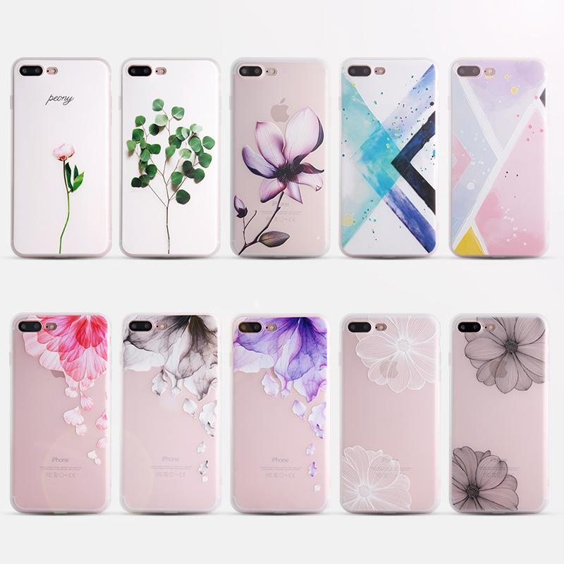 Ultra Thin Phone Case For iphone 7 7plus 5 5s SE Simple Scrub Silicone Phone Cases - Flickdeal.co.nz
