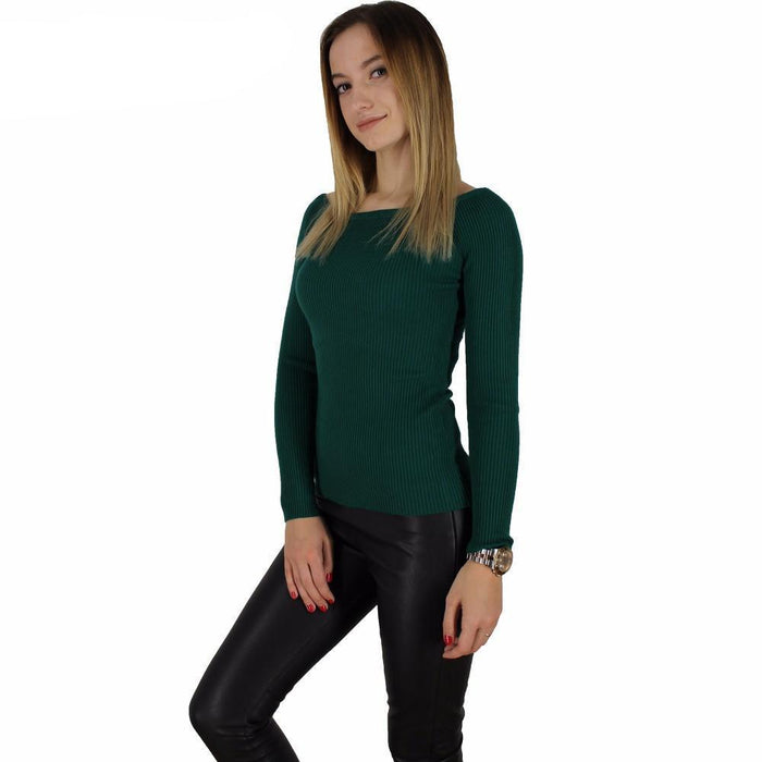 Women Long Sleeve Sweater  - 16 Colors