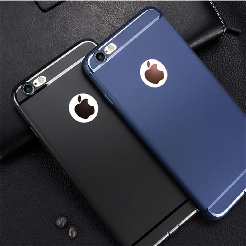 TPU Ultra Thin Phone Cases for iPhone 7 Case 7 Plus 6 Case 6s Plus SE 5 5s Cases - Flickdeal.co.nz