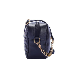 Women Chain Shoulder Bag Crossbody Quilted Crown bags - 6 Colours - Flickdeal.co.nz