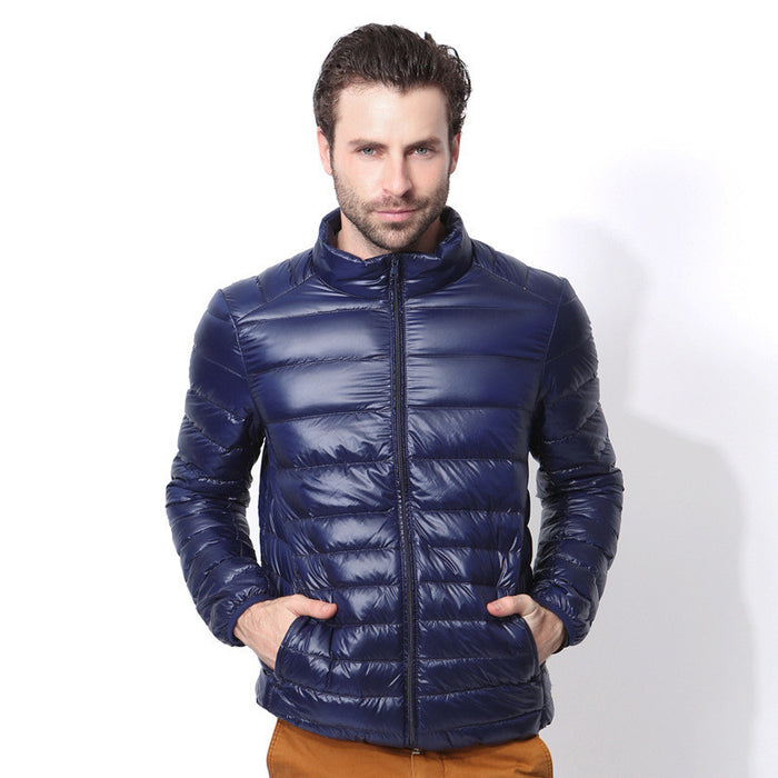 Ultra Light  man Duck Down Jacket