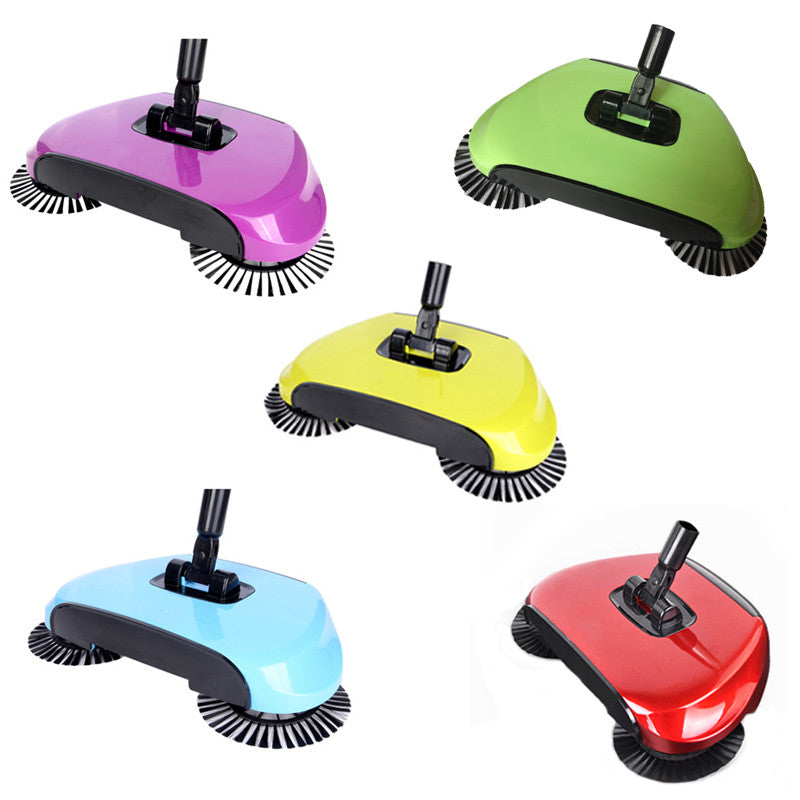 Sweeping Machine Push Type Magic Broom Dustpan