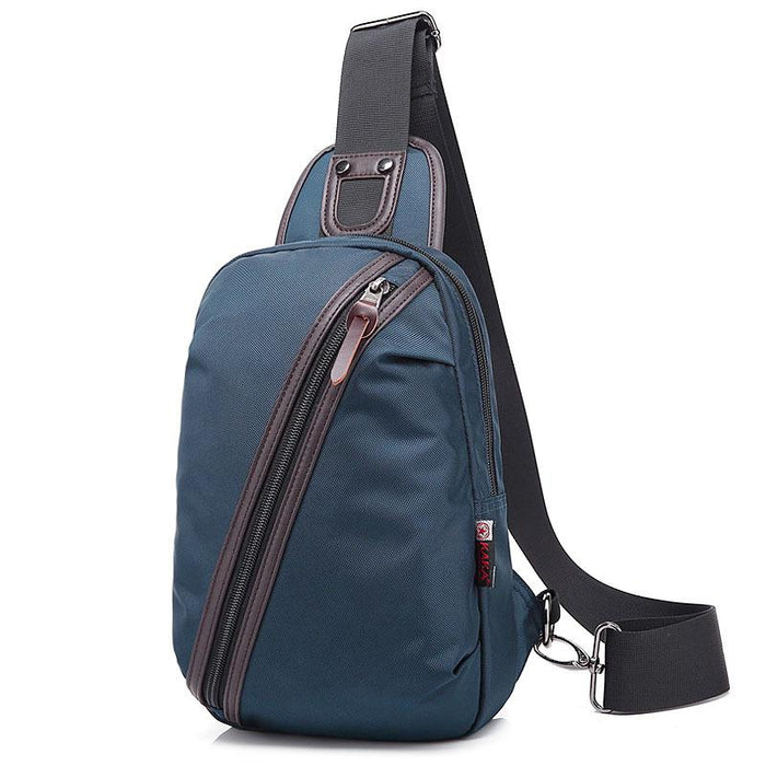 Travel Shoulder Bag - Men's Messenger bag