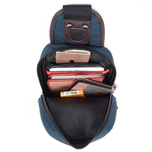 Travel Shoulder Bag - Men's Messenger bag - Flickdeal.co.nz