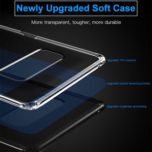 Clear Case For Samsung Galaxy Note 8 Note8 Ultra Thin Transparent Soft TPU Silicone Cover For Galaxy Note 8 - Flickdeal.co.nz