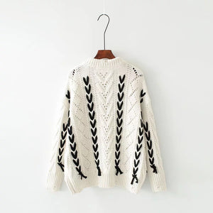 New Fashion fall tie rope knitted sweater, JYT67