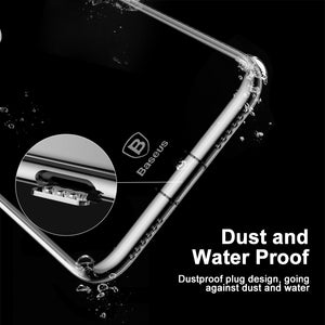 Dirt-resistant Case For iPhone X 10 Capinhas Ultra Thin Clear Soft TPU Silicone Cover Case For iPhone - Flickdeal.co.nz