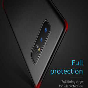 Phone Case For Samsung Galaxy Note 8 Ultra Thin Slim Matte Back Cover Case For Galaxy Note8 - Flickdeal.co.nz