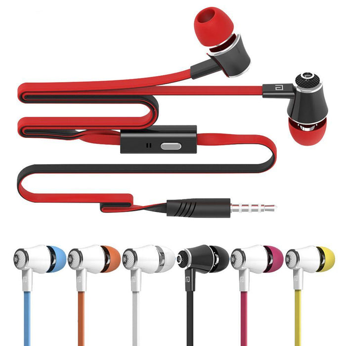 Earphone with Mic For iphone Samsung GALAXY EP11
