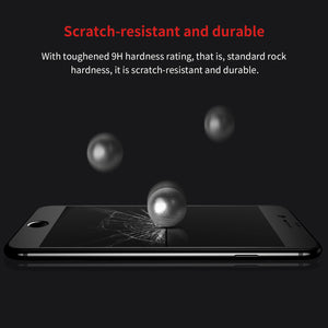 Premium Screen Protector Tempered Glass For iPhone 8 7 3D Frosted Protection Full Cover Glass Film For iPhone 8 7 Plus - Flickdeal.co.nz