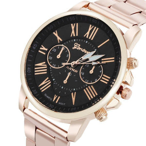 Men Wrist watch stainless steel quartz watches for Men