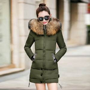 New Fashion winter jacket padded suit collar down jacket - UI87