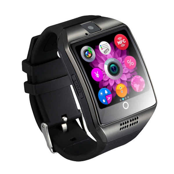 Smart Watch with Touch Screen Camera TF card Bluetooth and Waterproof