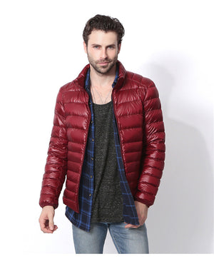 Ultra Light  man Duck Down Jacket - Flickdeal.co.nz