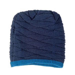 Men's Soft Lined Winter Slouchy Beanies Hat