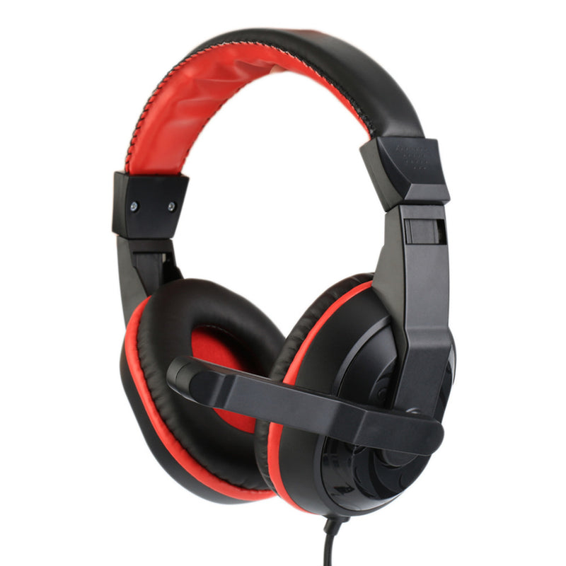 Wired Gaming Headset Deep Bass with microphone for computer pc