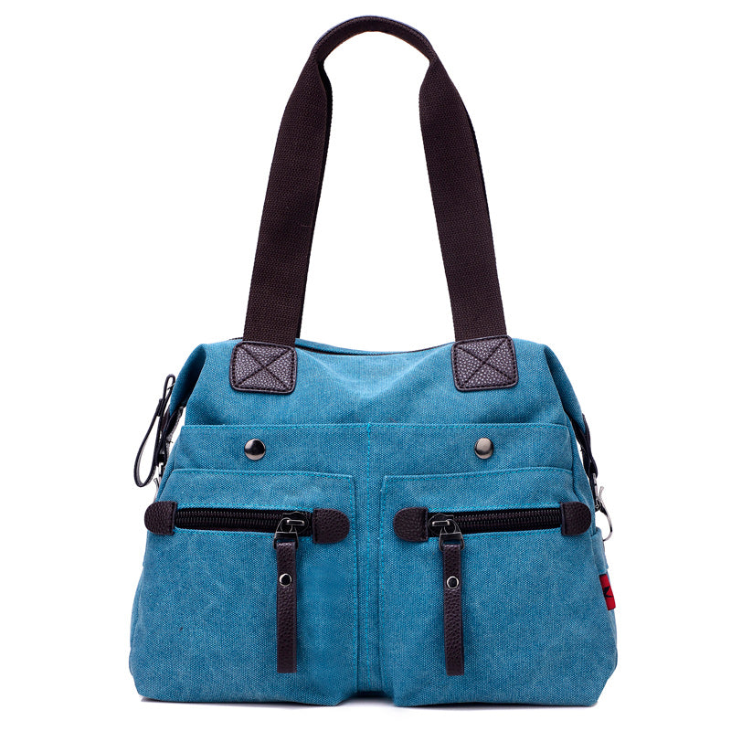 Fashion Women Casual Shoulder Bag 6 Colors