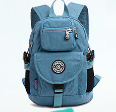 Backpacks For Teenage Girls and Boys Pink Green, Blue School Bag