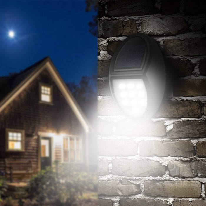 10 LED Solar Power Night Light Waterproof Solar Lights for Garden Lamp