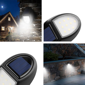 10 LED Solar Power Night Light Waterproof Solar Lights for Garden Lamp - Flickdeal.co.nz