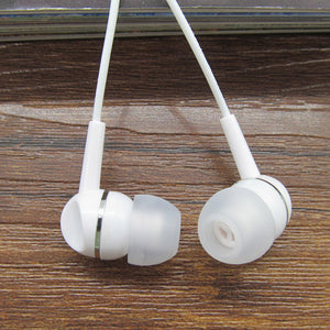 High quality 3.5mm earphones Clear sound With Microphone