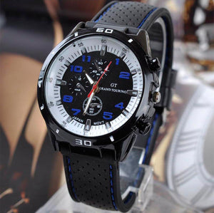 Luxury Brand Fashion Military Quartz Watch Men Sports Wrist Watch
