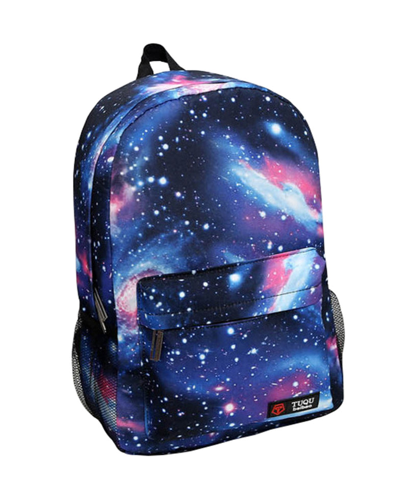 Stars Universe Space Printed Canvas Schoolbags SB14