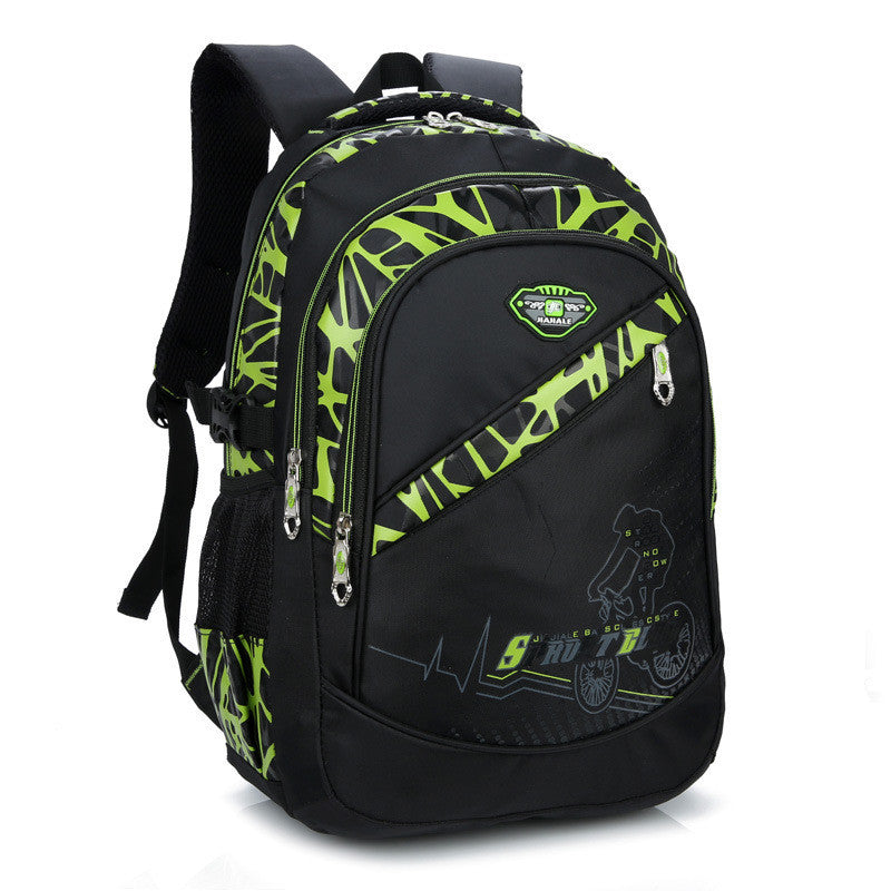 Camouflage Backpacks For School Student SB07 - Flickdeal.co.nz