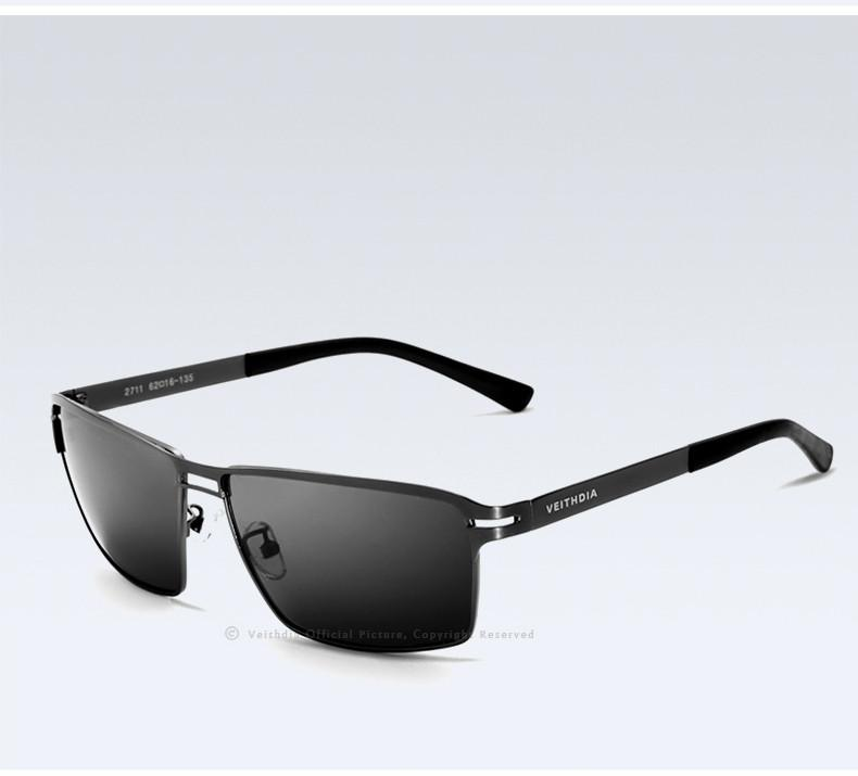 eyewear accessories  VEITHDIA Stainless Steel Men\u0027s Sun Glasses Polarized Driving Oculos ma