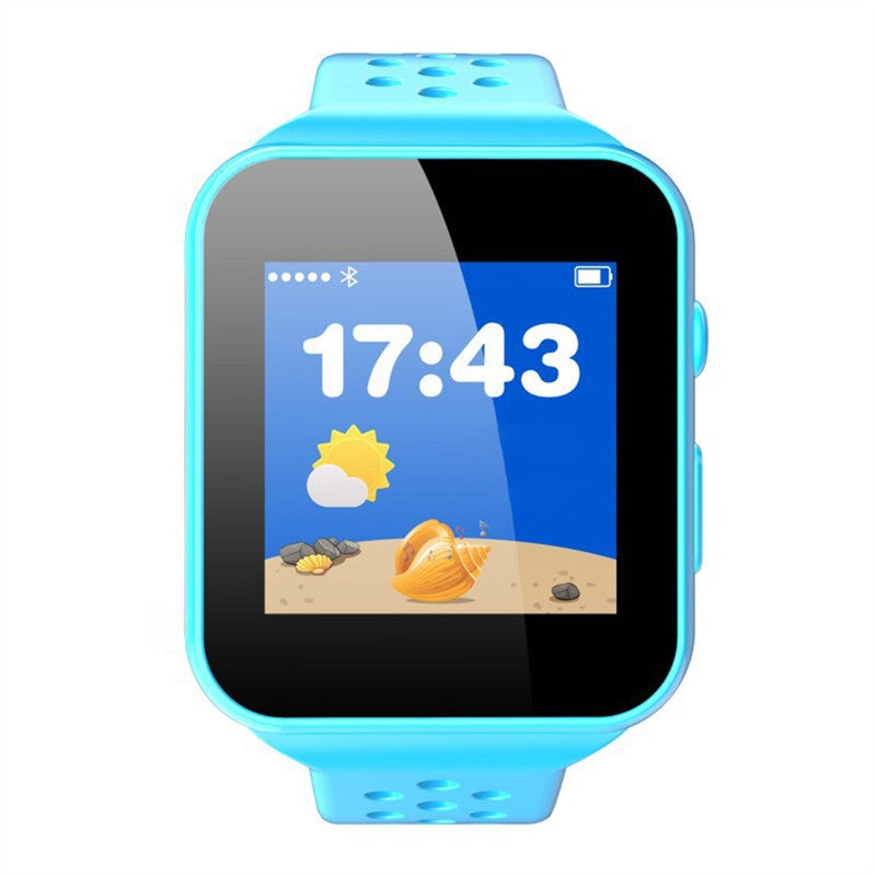 Kids GPS Smartwatch Tracking Bracelet Locating Call Answer Children Watch