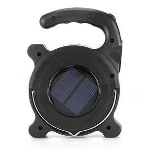 Solar LED Camping Light USB Rechargeable