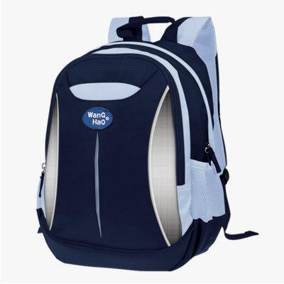 High Quality Blue School Bags for Boys- School Backpack WE793